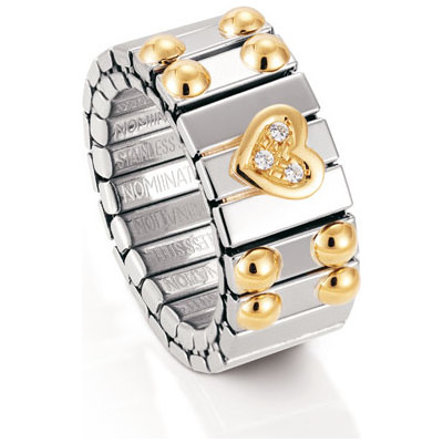 ring woman jewellery Nomination Xte 040220/006
