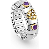 ring woman jewellery Nomination Xte 044611/013