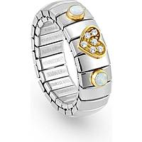 ring woman jewellery Nomination Xte 044611/022