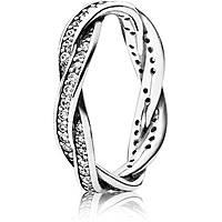 ring woman jewellery Pandora 190892CZ-56