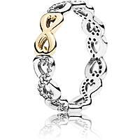 ring woman jewellery Pandora 190948CZ-54