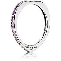 ring woman jewellery Pandora 197095NRPMX-52