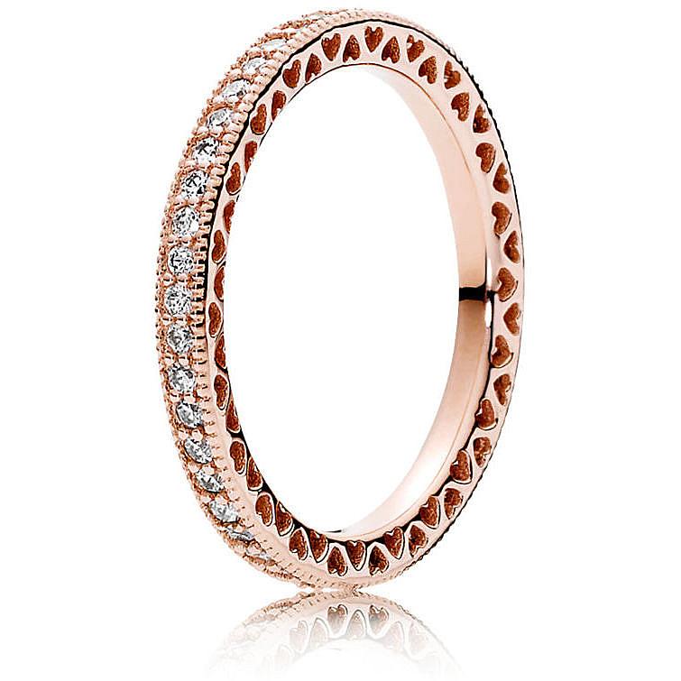 bb5e5a2b770c37 ring woman jewellery Pandora Forever 180963CZ-54 rings Pandora