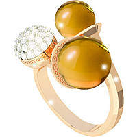 ring woman jewellery Rebecca Boulevard Stone BHBAOC11