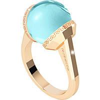 ring woman jewellery Rebecca Hollywood Stone BHSAOT03-14