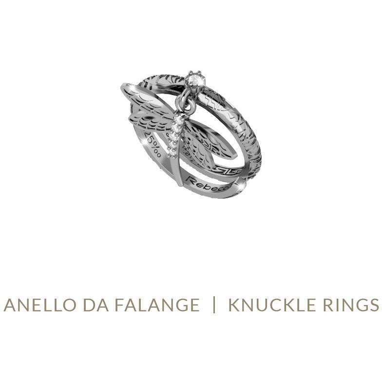 ring woman jewellery Rebecca Myfriends SPFAAV24