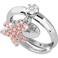 ring woman jewellery Rebecca Mytreasure SPTAAB22
