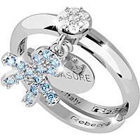 ring woman jewellery Rebecca Mytreasure SPTAAB32
