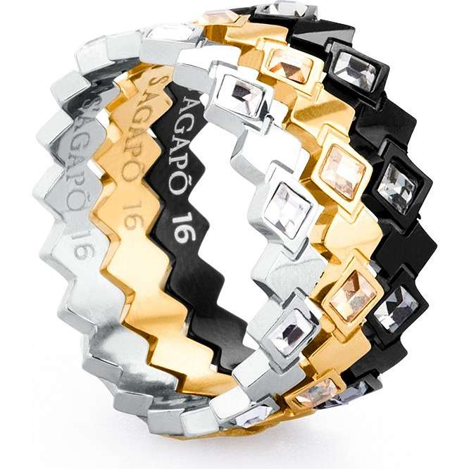 ring woman jewellery Sagapò Victoria SVC04A