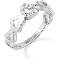 ring woman jewellery Sector Family & Love SACN25016