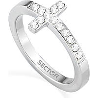 ring woman jewellery Sector Love and Love SADO39018