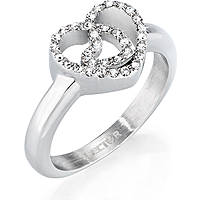 ring woman jewellery Sector Love and Love SADO46018