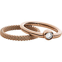 ring woman jewellery Skagen Elin SKJ0852791510