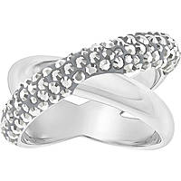 ring woman jewellery Swarovski Crystaldust 5348408