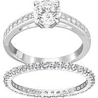 ring woman jewellery Swarovski I Do 5184979