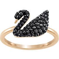 ring woman jewellery Swarovski Iconic Swan 5358024