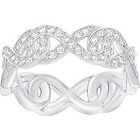 ring woman jewellery Swarovski Infinity 5354809
