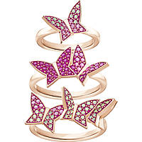 ring woman jewellery Swarovski Lilia 5409020