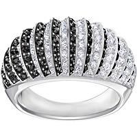 ring woman jewellery Swarovski Luxury Domed 5406948