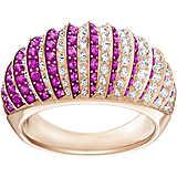 ring woman jewellery Swarovski Luxury Domed 5412066