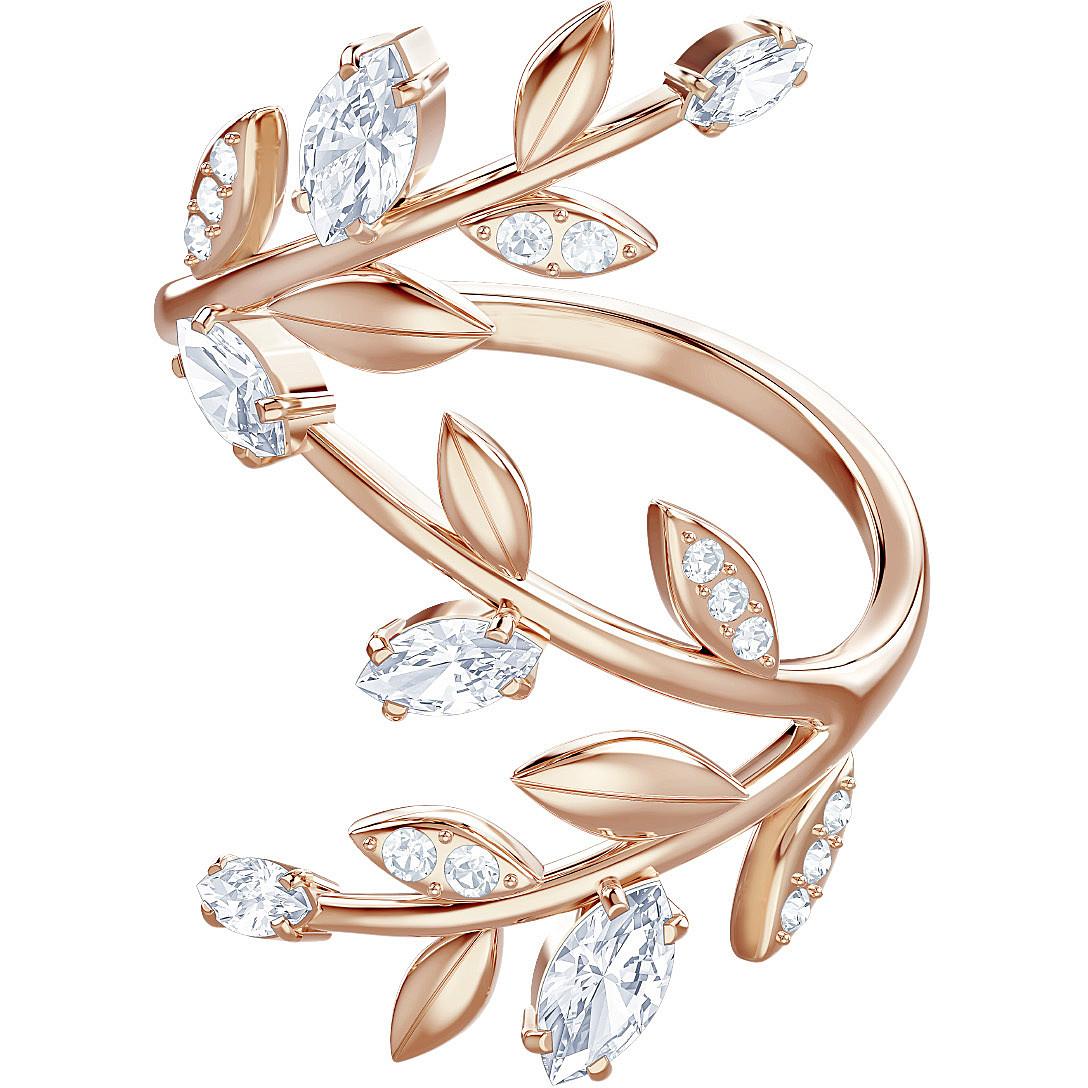 b237ea42a9e5b ring woman jewellery Swarovski Mayfly 5448884 rings Swarovski