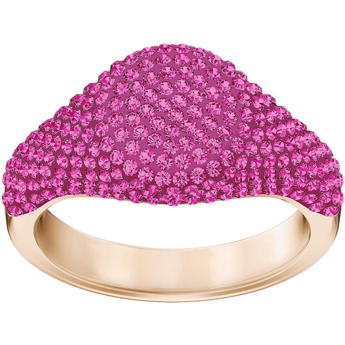 ring woman jewellery Swarovski Stone Signet 5413611 rings Swarovski