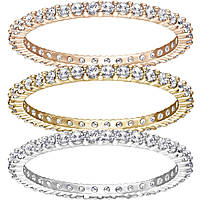 ring woman jewellery Swarovski Vittore 5184321