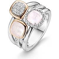 ring woman jewellery Ti Sento Milano 12061LP/52