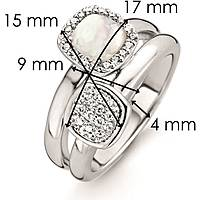 ring woman jewellery Ti Sento Milano 12062MW/60