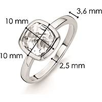 ring woman jewellery Ti Sento Milano 12063ZI/52