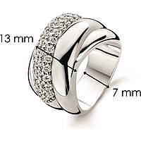 ring woman jewellery Ti Sento Milano 1642ZI/58