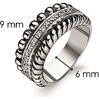 ring woman jewellery Ti Sento Milano 1836ZI/54