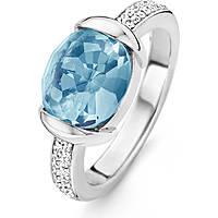 ring woman jewellery Ti Sento Milano Collaborazione 12057WB/54