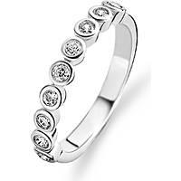 ring woman jewellery Ti Sento Milano Embrace 1630ZI/54