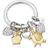 Schlüsselringen frau Schmuck Morellato LOVE CHARMS ANIMALS & HEART SD7133