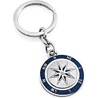 Schlüsselringen mann Schmuck Morellato Wind Blue SU3014