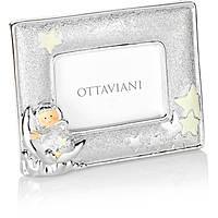 silver frame Ottaviani Home 22354