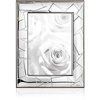 silver frame Ottaviani Home 255001AM