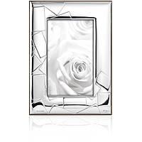 silver frame Ottaviani Home 255001BM