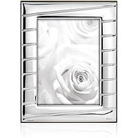 silver frame Ottaviani Home 255002AM