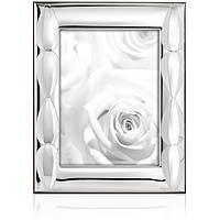 silver frame Ottaviani Home 255003AM