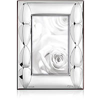 silver frame Ottaviani Home 255003BM