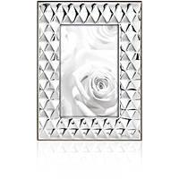 silver frame Ottaviani Home 255004BM