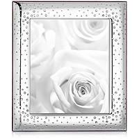 silver frame Ottaviani Home 25535AM