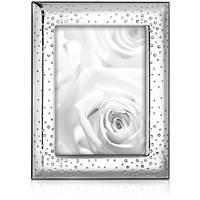 silver frame Ottaviani Home 25535BM