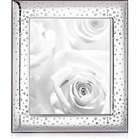 silver frame Ottaviani Home 25535M