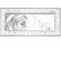 silver frame Ottaviani Home 25535PM