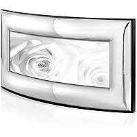 silver frame Ottaviani Home 25578PM