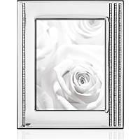 silver frame Ottaviani Home 25580AM
