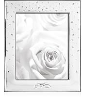 silver frame Ottaviani Home 25583AM